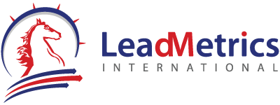Lead Metrics International Mobile Retina Logo